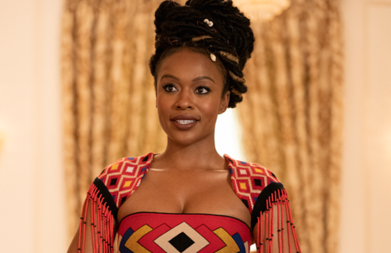 INTERVIEW: Nomzamo Mbatha cracks into Hollywood with 'Coming 2 America'