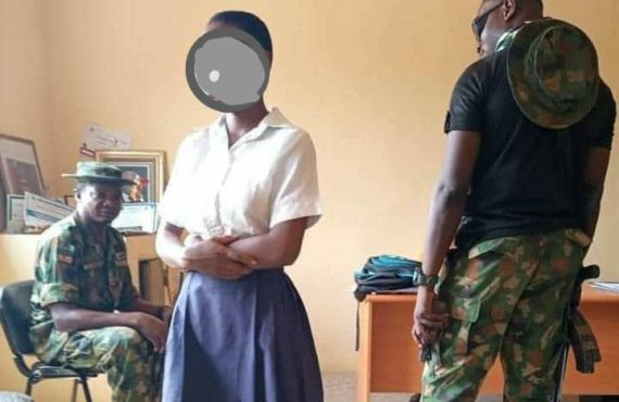 ICYMI: Student scolded for tainted hair tries to shoot teacher in Cross River