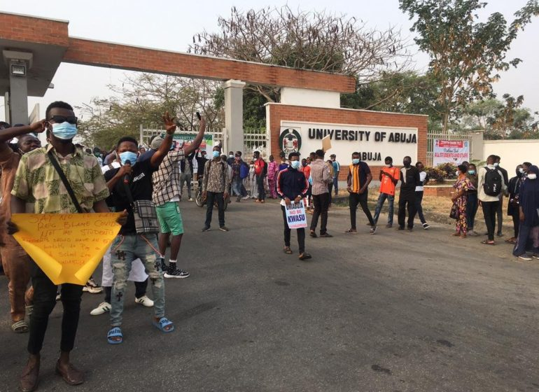 UniAbuja: Protesting students only disrupting academic calendar after ASUU strike