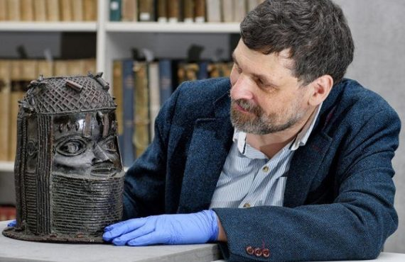 British varsity to return looted Benin bronze -- 64 years after 'immoral acquisition'