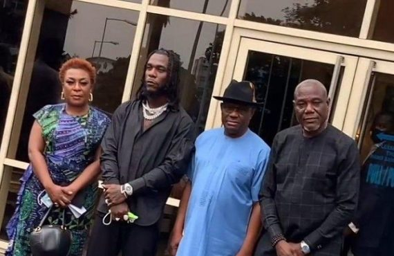 Burna Boy, Wike and the regular hoodwinking of Nigerians by musicians