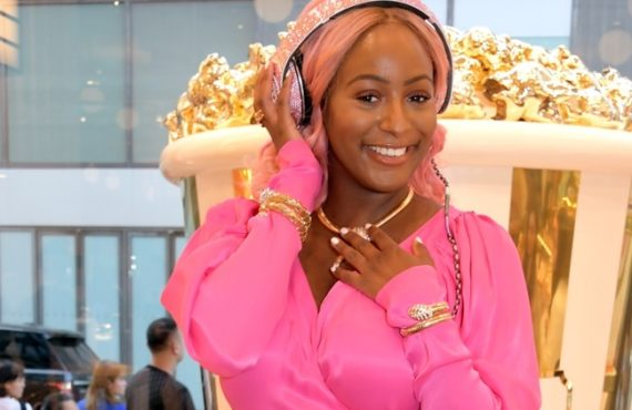 DJ Cuppy gets accepted into Oxford varsity for master's degree