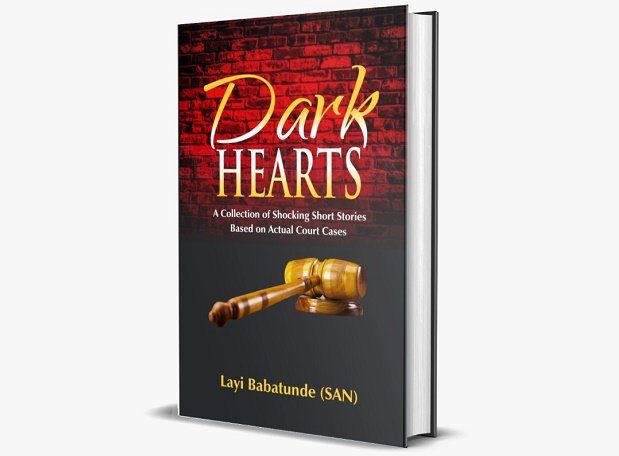 BOOK REVIEW: 'Dark Hearts,' a collection of short stories from decided court cases