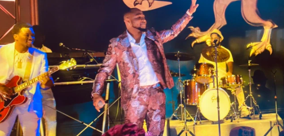 VIDEO: Davido's cameo in 'Coming To America 2' gets fans excited