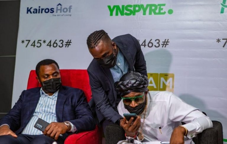 D'banj gives five young Nigerians N1m each as development fund