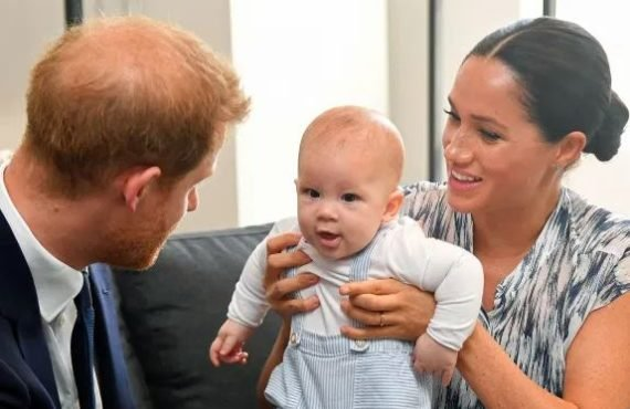 Is Meghan, Harry's son entitled to be a prince?