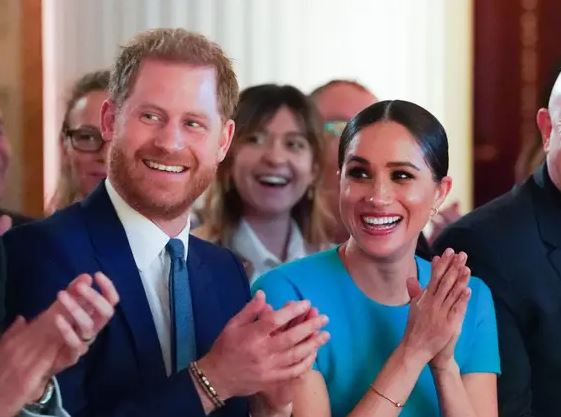 Lifetime to debut movie on Harry, Meghan's royal exit