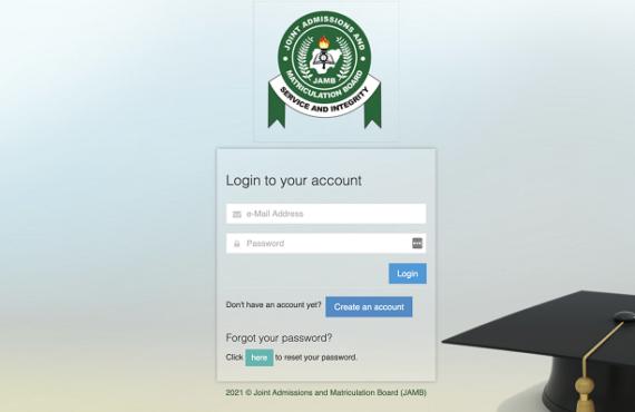 How to register for 2021 UTME