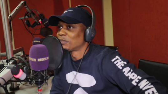 Reminisce turns radio OAP, to host football show on Brila…