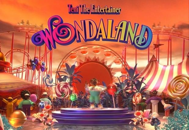 DOWNLOAD: Teni drops 17-track debut album 'Wondaland'