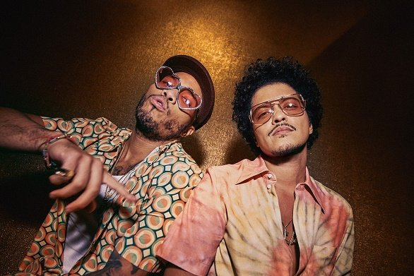 LISTEN: Bruno Mars, Anderson Paak team up for 'Leave the Door Open'