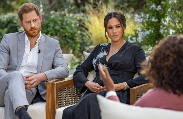 Five things we learned from Harry, Meghan's interview with Oprah