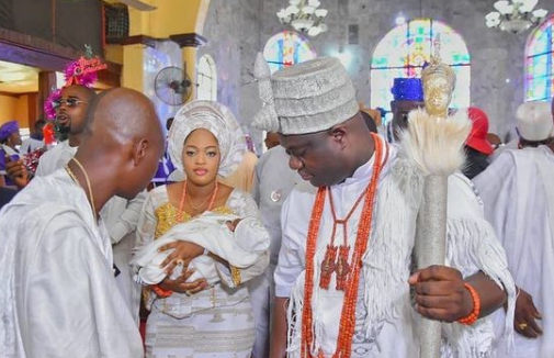 Ooni's wife: Societal pressure made conception difficult for me