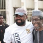 Kunle Afolayan: How Sadiq Daba had oxygen machine while acting 'Citation'