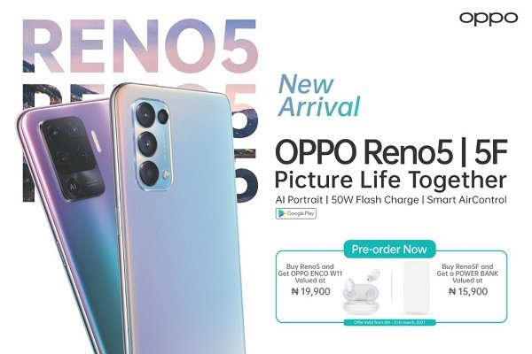 OPPO launches Reno5 series today: Here is a quick look