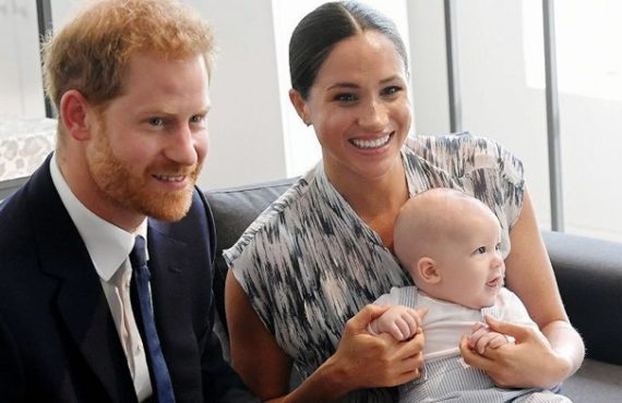 Royal family fretted about how dark my son might be,…