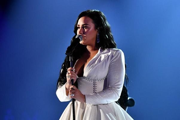 DOWNLOAD: Demi Lovato recreates near-fatal overdose experience in new album