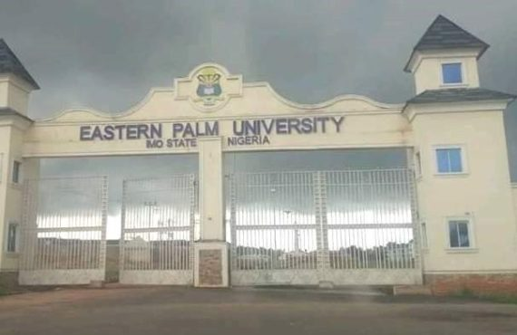Uzodimma sacks Eastern Palm University VC amid ownership tussle