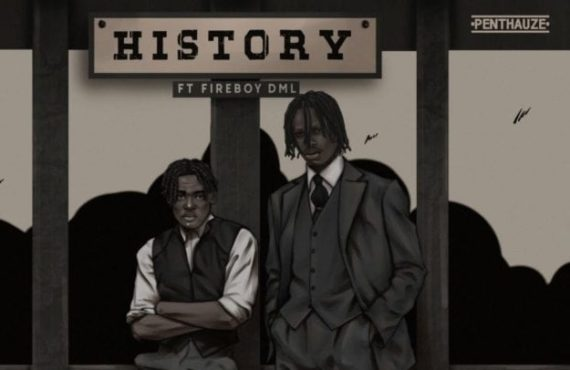 DOWNLOAD: Fireboy, Cheque team up for 'History'