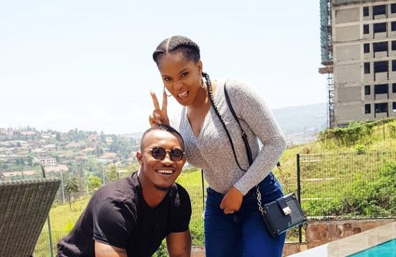 Gideon Okeke expecting second child with wife