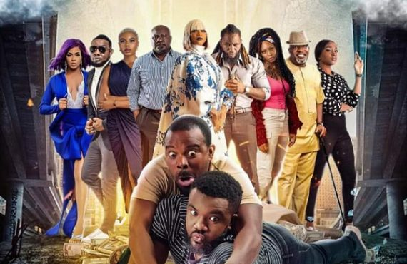 WATCH: Williams Uchemba drops trailer for first feature film 'Mamba's Diamond'