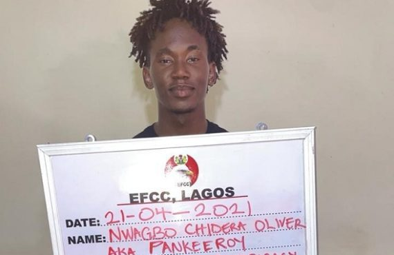 EFCC arrests Pankeeroy, Instagram comedian, for 'internet fraud'