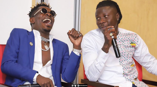 INTERVIEW: Stonebwoy speaks on feud with Shatta Wale, working with…