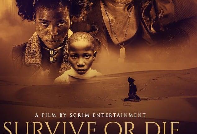 WATCH: Emmanuella makes international film debut in 'Survive or Die'