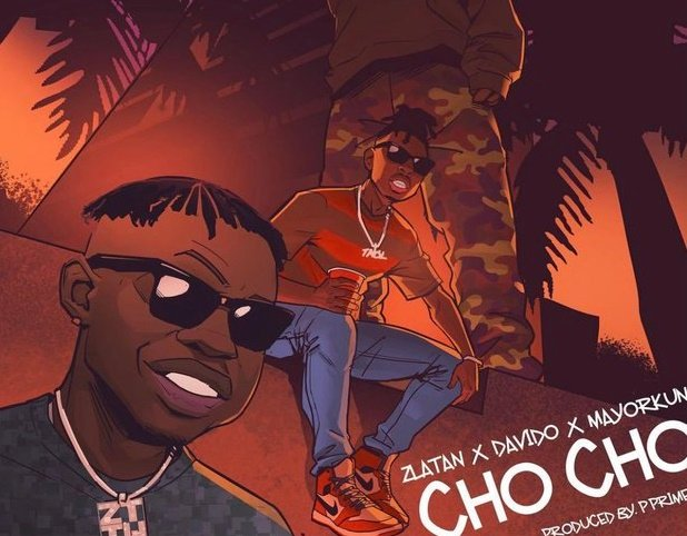 LISTEN: Zlatan, Mayorkun, Davido join forces for street-inclined 'Cho Cho'