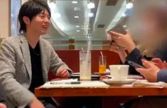 EXTRA: Japanese man arrested for dating 35 women at once…