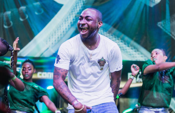 Davido's 'Fall' becomes first Afrobeats song to hit 200m YouTube views
