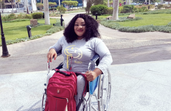 Nigerian lady: How varsity denied me admission because of my…