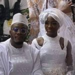 VIDEO: Kwam 1 performs classics at Pasuma daughter's wedding
