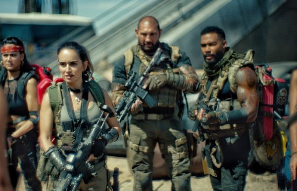 Army Of The Dead, Clash…10 movies you should see this weekend