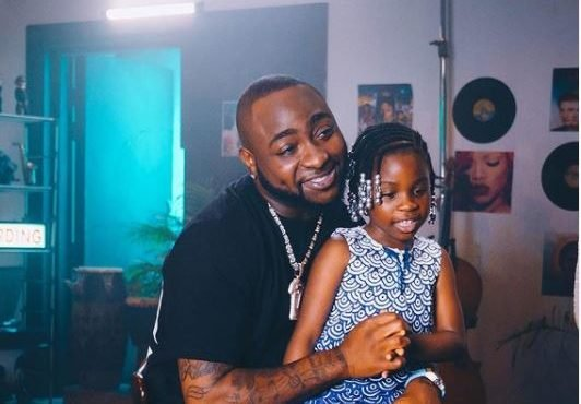 Davido's daughter lands endorsement deal