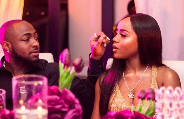 You guys were friends before anything, Davido's cousin tells Chioma