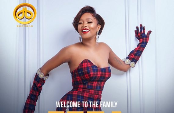 DOWNLOAD: Feza Kessy, D'banj's newly signed Tanzanian artiste, drops 'Bless…