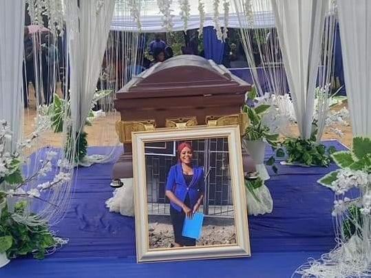 VIDEO: Murdered Akwa Ibom job seeker buried amid tears