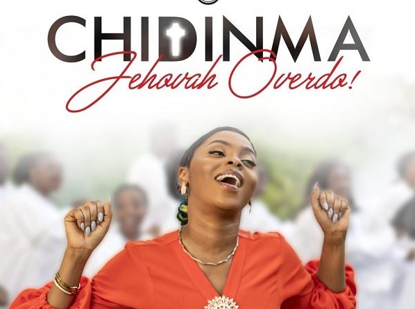 DOWNLOAD: Chidinma goes gospel with 'Jehovah Overdo'