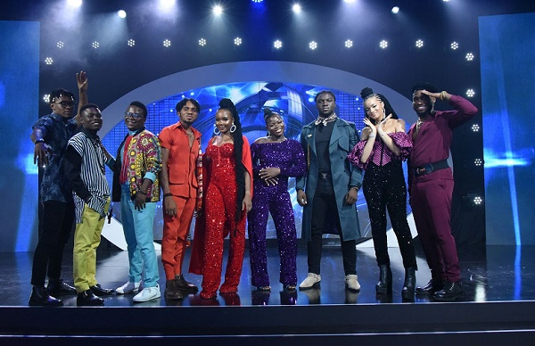 Nigerian Idol: Two eliminated as nine contestants jostle for finals