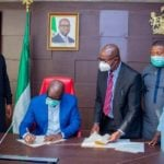 I'll take every step to reposition AAU, says Obaseki as he signs intervention bill