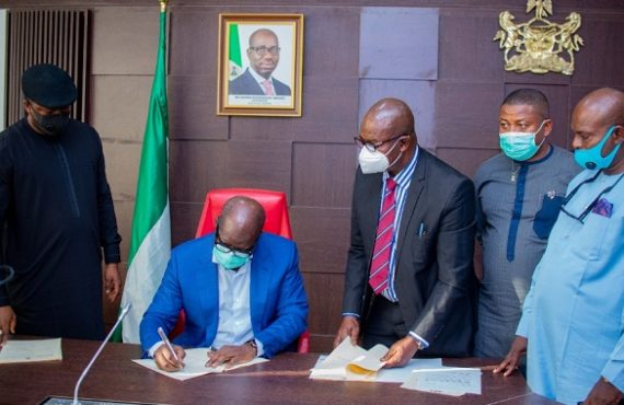 I'll take every step to reposition AAU, says Obaseki as…