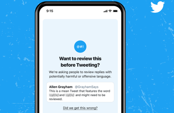 Twitter launches prompt asking users to rethink 'offensive' tweets