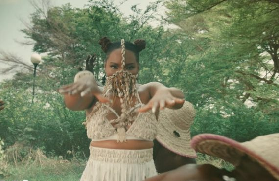 WATCH: Yemi Alade drops visuals for 'Dancina'