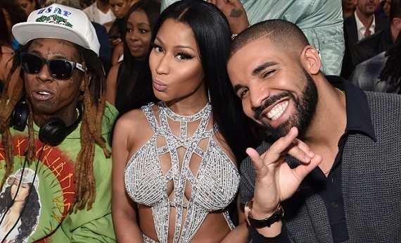 DOWNLOAD: Nicki Minaj taps Drake, Lil Wayne for 'Beam Me…