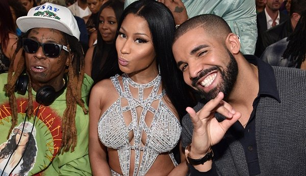 DOWNLOAD: Nicki Minaj taps Drake, Lil Wayne for 'Beam Me Up Scotty' mixtape