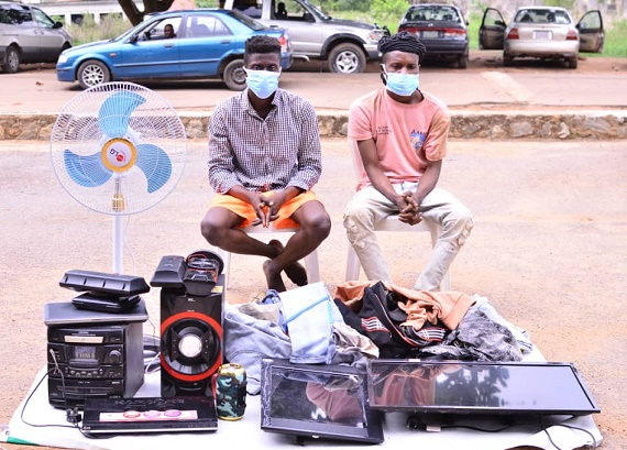 Actor, poly student arrested for 'defrauding traders with fake bank alerts' in Ibadan