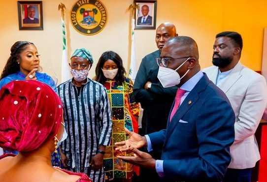 Sanwo-Olu names Kunle Afolayan, RMD, Mo Abudu in film production empowerment committee