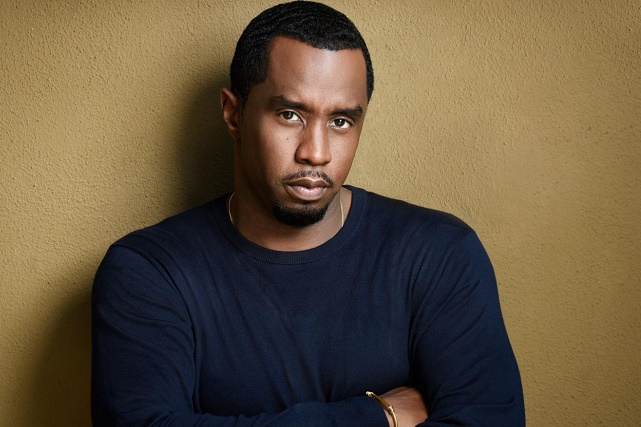 Diddy announces change of middle name