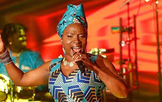 Angelique Kidjo: I've had 'Mother Nature' album in me since 1993